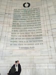 God, who gave us liberty
