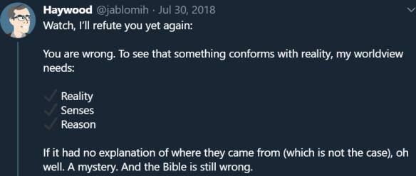 SkepticEpistemology