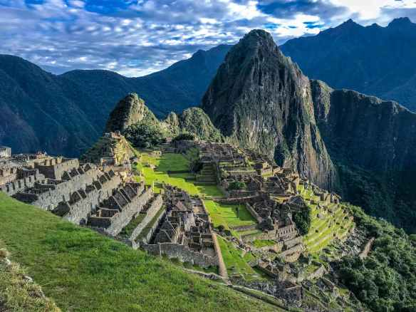 photo of machu picchu